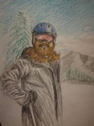 Zell am Ski! by ravenmorghane