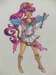 Sailor Cupid by DanikaMorningStar