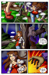 Labyrinth - Run - Page 1 by DanikaMorningStar