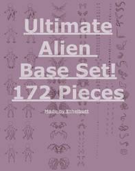 Ultimate Alien Base Set, 172 Pieces! by Ethelbutt