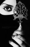 Arabian Eyes by SHTAT