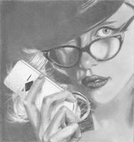 Scarlett Johansson 5 by Suanin