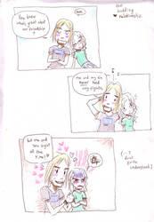 a special bond by Denji-chan