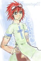 Cross+Spell by Denji-chan