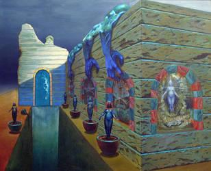 Cennet'in Dibi II by yigitaral