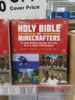 The holy Bible for minecrafters by WindyThePlaneh