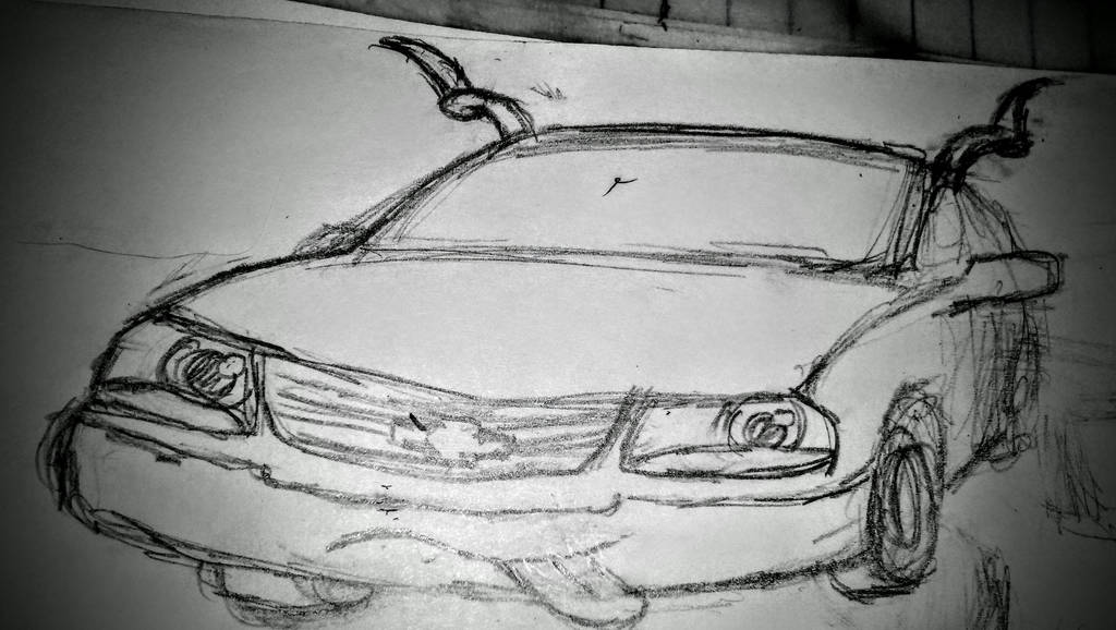 Chevy.... by WindyThePlaneh