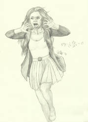 Lydia Martin sketch by ProHacVice