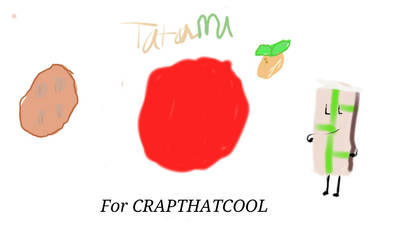 For CrapThatCool by GumballWaterson1990
