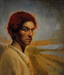 Self-Portrait-4 by ArturVitoria