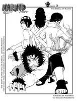 Naruto Jyanpu: Chapter 3 Cover by RoxyRoo