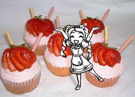 Strawberry Bonzaaaiiii by RoxyRoo