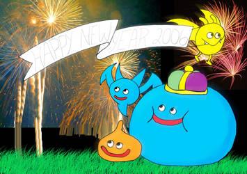 Happy New Year 2006 by Nirakone