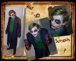 Why So Serious? by DoktorEvil1988