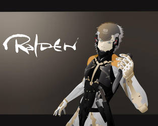 RAIDEN by DoktorEvil1988