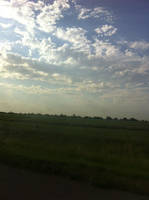 And Again...More Kansas Land by ZeitlosLotus