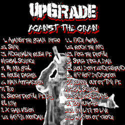 Upgrade Album Cover by thekid8907