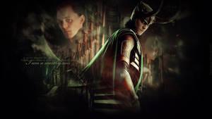 Loki - I am a worthy son by kienerii