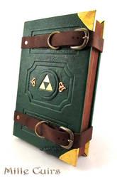 Hylian traveler's journal by MilleCuirs