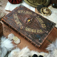 The Oracle's Grimoire by MilleCuirs