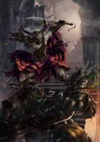 Evil chance by Kamyu