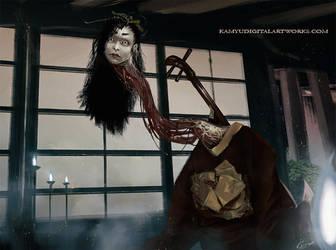 Rokurokubi by Kamyu