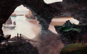 Grotte by wertinscaja