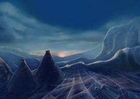 Ice. by wertinscaja