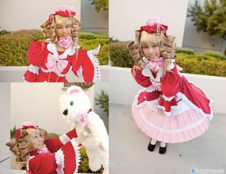 Lizzie Collage by cherryteagirl