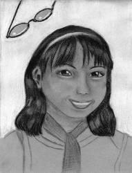 Self Portrait by cherryteagirl
