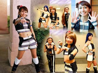 Ami Futami Cool n Sexy Cosplay by cherryteagirl