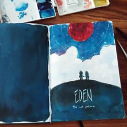 Eden - Wake up by JPumpk