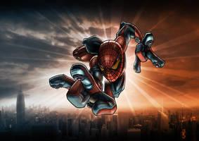 SHS Amazing Spiderman by DazTibbles