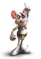 Danger Mouse 2012 by DazTibbles