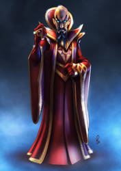 Ming The Merciless by DazTibbles