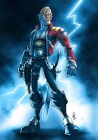 Flash Gordon by DazTibbles