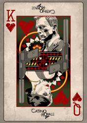 007 Casino Royale by DazTibbles