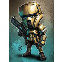 Shore Trooper by DazTibbles