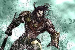 Aquaman by DazTibbles