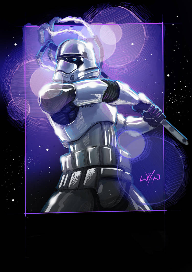 Executioner Trooper by DazTibbles