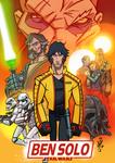 Ben Solo by DazTibbles