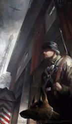 Assassins creed Unity : Occupied Paris by nachoyague