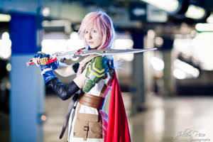 Lightning Cosplay - Will to fight by cyberlight