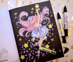 Sugary Dreams :Frosting Fairy: by YamPuff