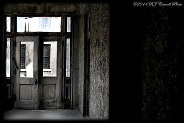 Ellis Island Hospital II by rjcarroll