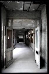Ellis Island Hospital VII by rjcarroll