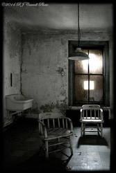 Ellis Island Hospital VIII by rjcarroll