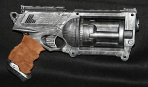 Nerf Maverick Mod by M1K3RU