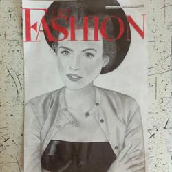 TopFashionMagazin Cover (better quality) by Mishiatko