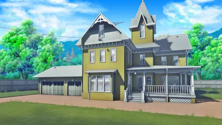 House garage by anirhapsodist